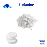 Purity raw supplement ingredients L Alanine L-Alanine powder CAS No.:56-41-7 Amino acid powder alanine
