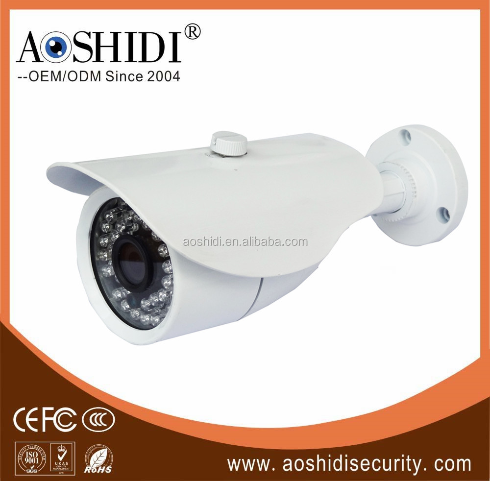 720P/960P/1080P outdoor cctv hd ip camera bullet using high definition surveillance