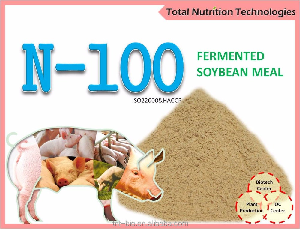 Fermented Soybean Meal, Animal Feed for Piglet