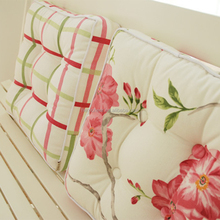 Fresh pattern 40*40*6 cm Cotton fabric cushions on the chairs for home hotel office seat decor hot sale