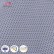 2017 hot sell powernet spandex polyester stiff mesh fabric
