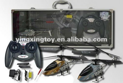 hot sale 4.5channel rc helicopter toy with gyro