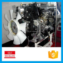 City bus and truck diesel engine,4-Cylinder Water-Cooled Diesel Engine Assembly