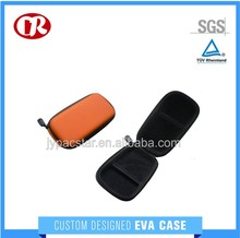 Small and convenient inner with mesh bag EVA camera carrying case