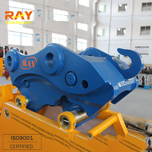 Alibaba website hydraulic quick coupler for excavator used