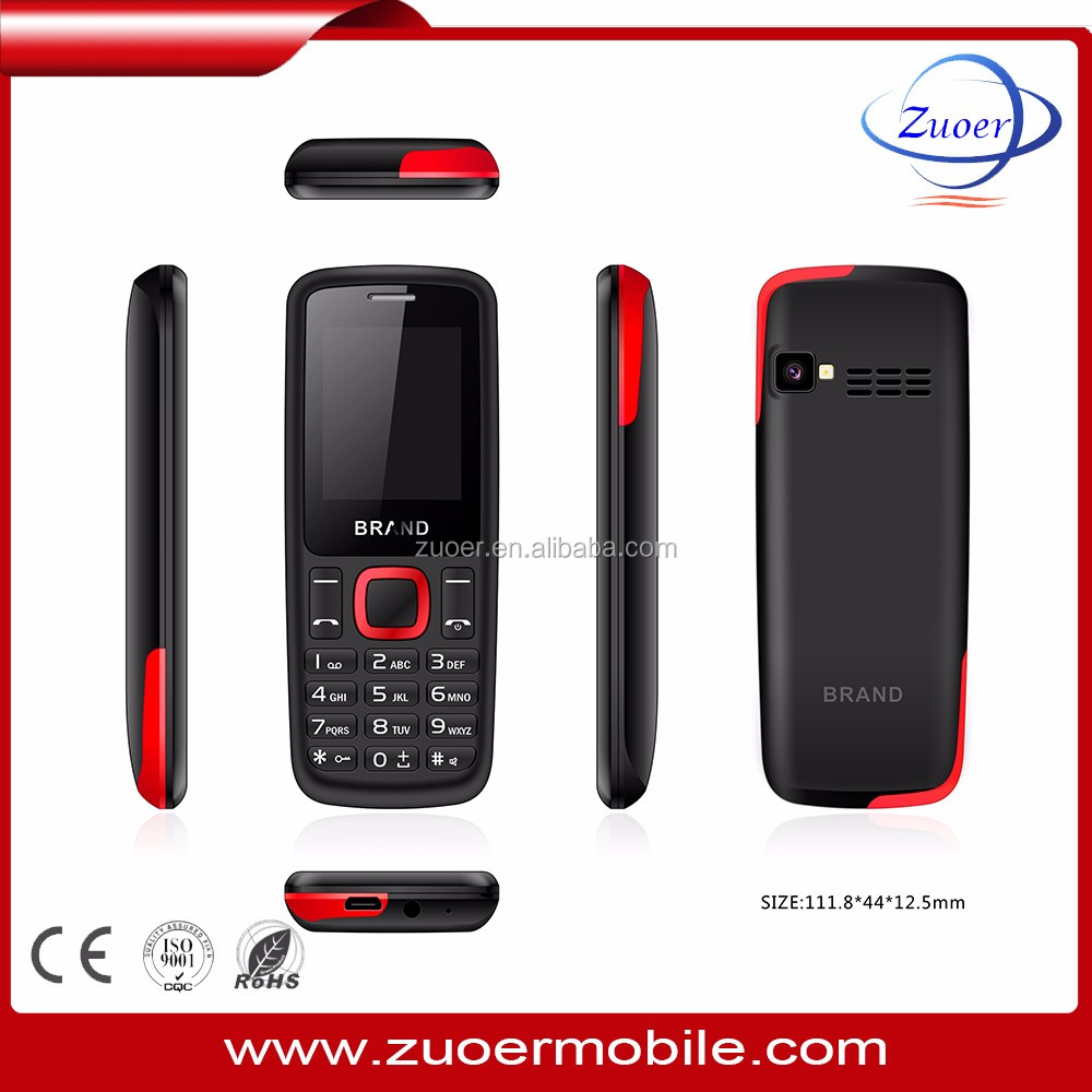 Support flashlight 1.77 inch screen feature phone senior phones