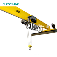 Showy construction 2 ton overhead crane
