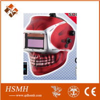 custom welding helmet / skull face mask / paintball mask