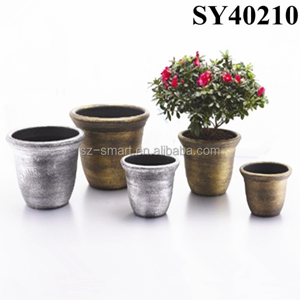 Small indoor plastic cheap plant pot