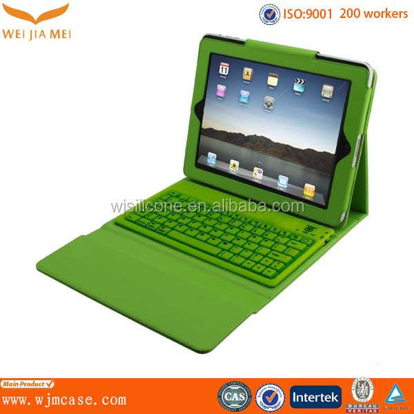 large keypad silicone keyboard with bluetooth wilress keyboard