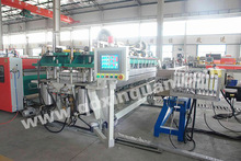 PP hollow profile board production line