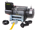 12VDC 20000lb heavy duty trailer recovery electric winch 9ton pulling capacity