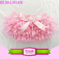 Cute Ruffle Panties Baby Panties Pink Petti Ruffle Baby Lace Bloomer Newborn Ruffle Diaper Cover Baby Girls Lace Bloomer