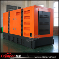 china wholesale AC dynamo generator 500kw safety of diesel generator