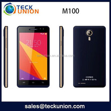 Whosale 5.0 inch 3G Smart phone M100 MTK6572 android 4.4 wifi blu cell phone