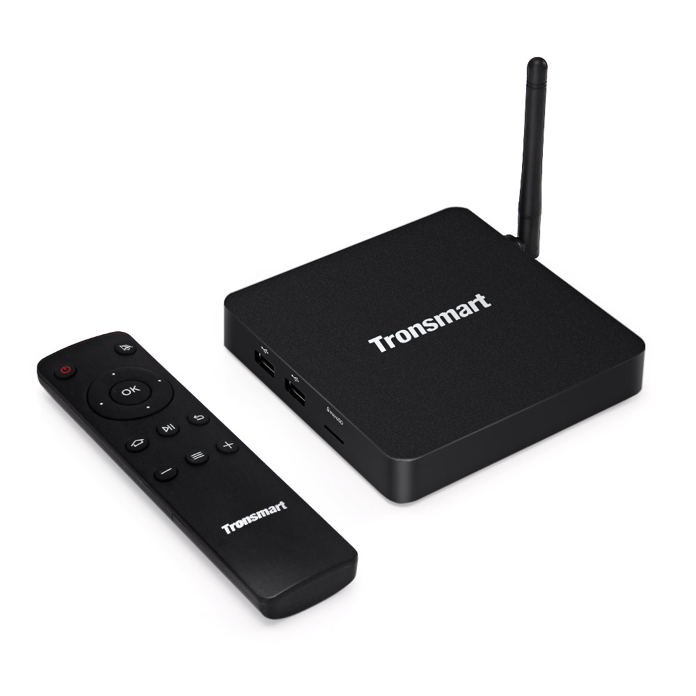 Tronsmart S95X Android 6.0 Marshmallow Amlogic S905X 4K TV Box 2G/8G AC WIFI LAN Bluetooth KODI