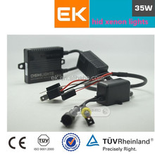 12V 24V Voltage and HID Xenon Lamp Type all in one hid kit 35w or 55w hid