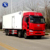 High temperature control precision pass ISO insulated cooling box truck body for sale