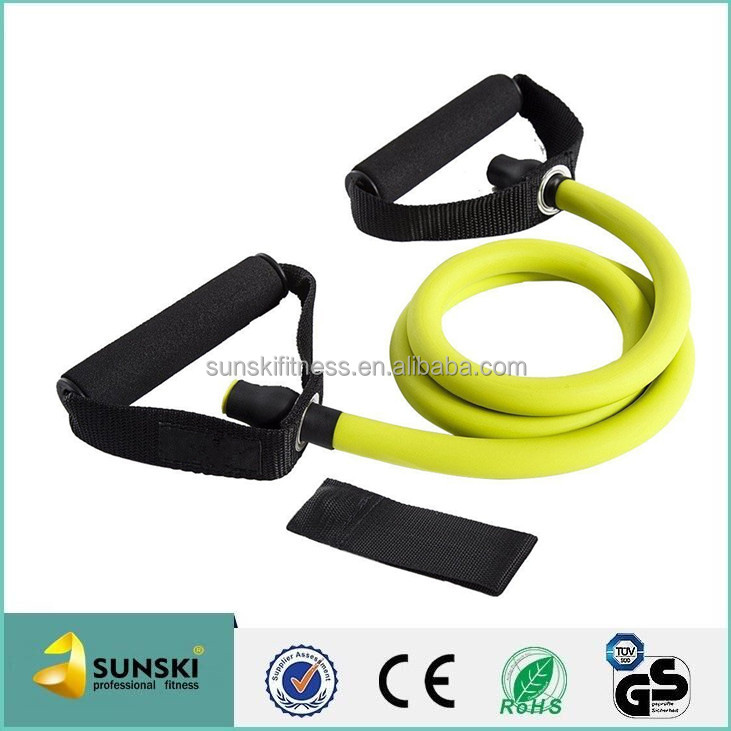 Fitness Latex Tube ,Natural Latex Band & Resistance Bands Workout