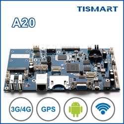 Cheap advertising android touch usb media player digital signage board