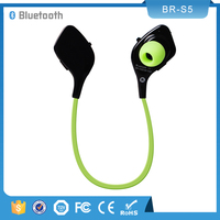 Mobile phone accessories sport use portable Earphones Bluetooth with ear hook& in ear design