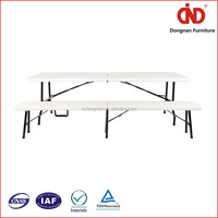 eco-friendly new uniquely cheap customized picnic table bench outdoor