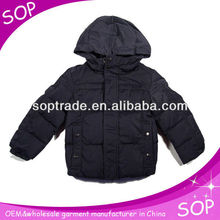 Children clothes pictures of winter boys jacket kids dress with hood