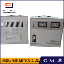 TND(SVC)-3000VA High-precision single-phase AC voltage regulator for measuring equipment