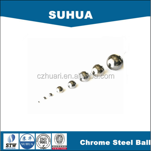 <strong>G10</strong> size 10mm AISI52100 chrome steel ball