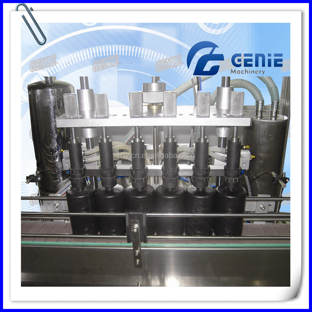 JVF Automatic vacuum filling machinery for perfume