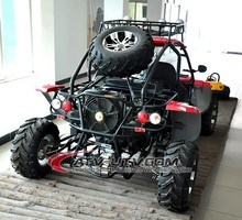 1500cc EEC chery engine big Powerful 4x4 dune buggy