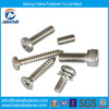 Stainless Steel Machine Screws Self Tapping