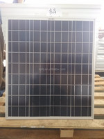 60W watt POLY solar panel for 12V system(high efficiecny solar cells with good price)