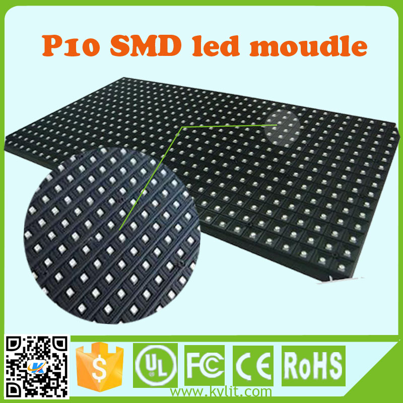 Whole sale SMD full color 320*160mm <strong>p10</strong>-<strong>1r</strong> <strong>outdoor</strong> led display module