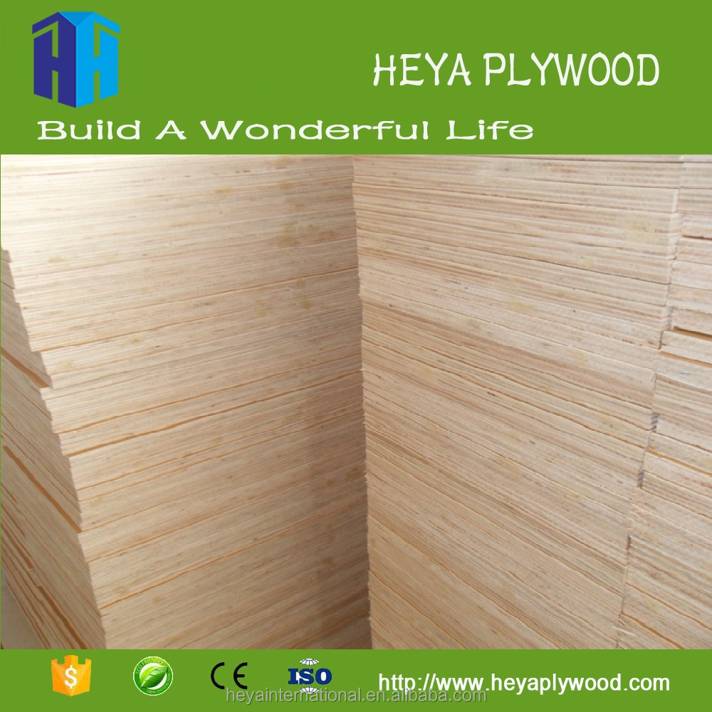 White oak lauan melamine plywood 8mm -18mm for sale