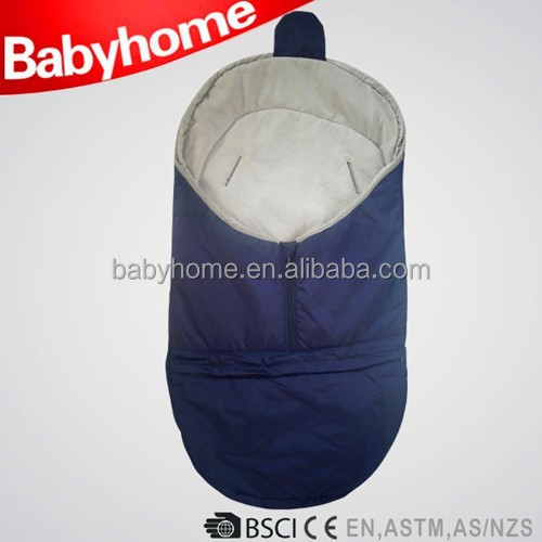 2015 New style colorful comfortable stroller baby outdoor sleeping bag