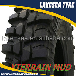 German technology Mud Snow radial off road tyre 215/70R16