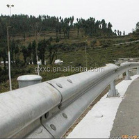 HDG Highway Guardrail/Road Barrier Manufacture From China
