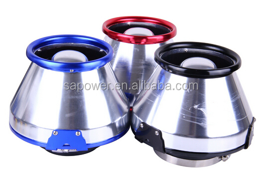 Universal racing car Aluminum Air Filter High Quality Auto Air Intake Filter mushroom air filter