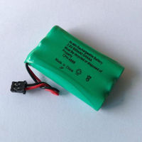 Rechargeable nimh battery 3.6v nimh 5/4AAA 800mah battery pack