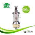 Best selling items electronic cigarette evod vape pen 2.0ohm glass atomizer