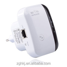 Promotional Price RJ45 300Mbps Wifi Repeater Wireless Wifi Range Extender with Supporting Wireless Repeater and AP Mode