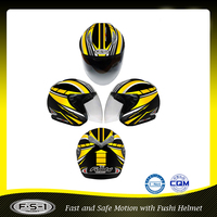 unique decals motorcycle accessories helmet / soccer poc helmet for hot selling