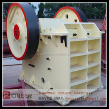 High efficiency and quality jaw crusher, concrete jaw crusher