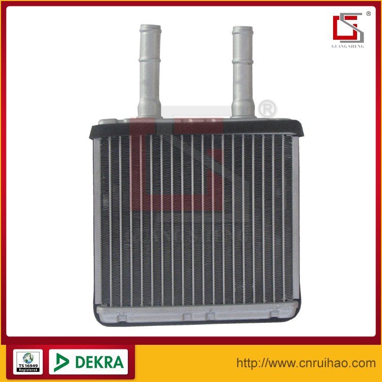 hyundai atos heater core for hyundai atos heater radiator for OEM:97123-02000 for nissens:77605