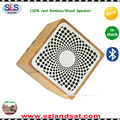 2016 top selling products portable bluetooth speaker and bamboo wood mini speaker for cellphones BSW21