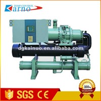 Screw Water Cooled Water Cooler Chiller Parts
