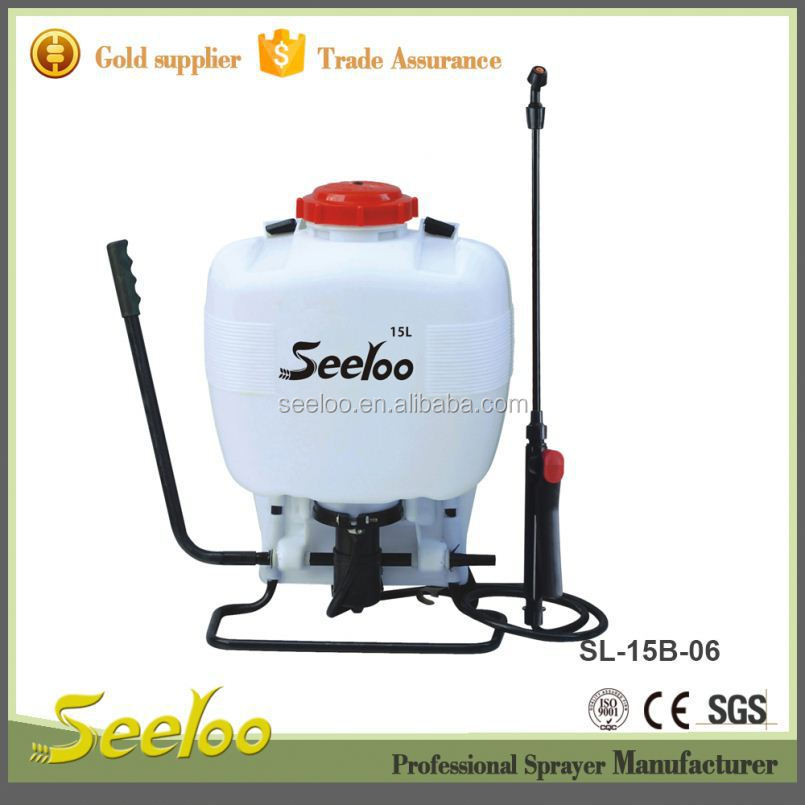 manufacturer of 20L popular manual agricultural sprayer with very low price and good service