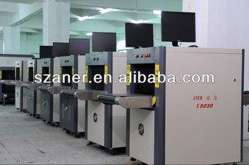 Parcel x-ray scanner machine with CE RoHS ISO Certifications K5030C
