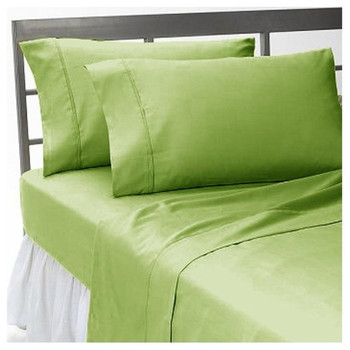 100 % COTTON BED SHEET SETS & PILLOW CASE PAIRS